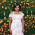 Dresses & Skirts Lookbook: Mindy Kaling wearing Shoshanna Print Dress (3 of 5). Mindy Kaling looked airy in a printed cold-shoulder dress by Shoshanna during the Veuve Clicquot Polo Classic.