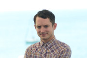 Elijah Wood Button Down Shirt