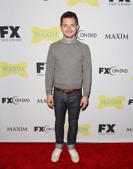 Elijah Wood Clothes
