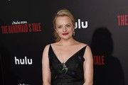 Elisabeth Moss Strappy Sandals