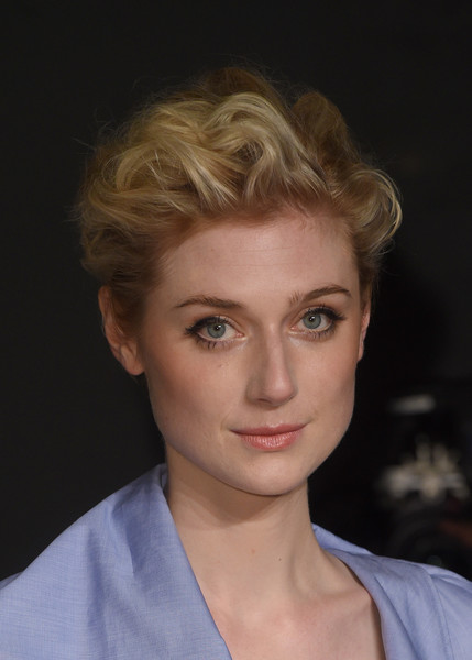 Elizabeth Debicki Short Curls Short Hairstyles Lookbook