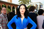 Elizabeth Gillies Cocktail Dress