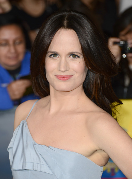 Elizabeth Reaser Beauty