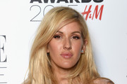 Ellie Goulding Layered Cut
