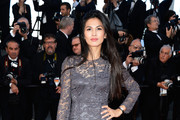 Elodie Yung Evening Dress