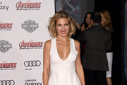 Elsa Pataky Cocktail Dress