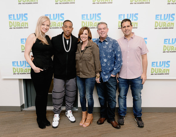Ludacris Visits 'The Elvis Duran Z100 Morning Show'