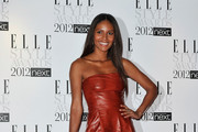Emanuela De Paula Leather Dress
