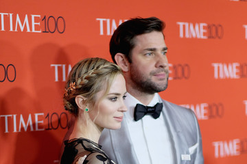 Emily Blunt John Krasinski 2018 Time 100 Gala - Red Carpet