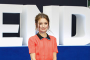 Emily Browning Box Clutch