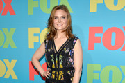 Emily Deschanel Envelope Clutch