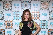 Emily Deschanel Evening Sandals