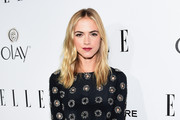 Emily Wickersham Little Black Dress