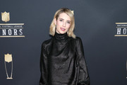Emma Roberts Little Black Dress