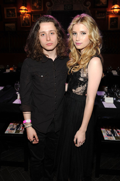 NYLON Magazine May Young Hollywood Celebration Hosted By Emma Roberts And Rory Culkin Presented By Youtube And Onitsuka Tiger - Inside