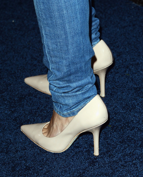Emmanuelle Chriqui Shoes