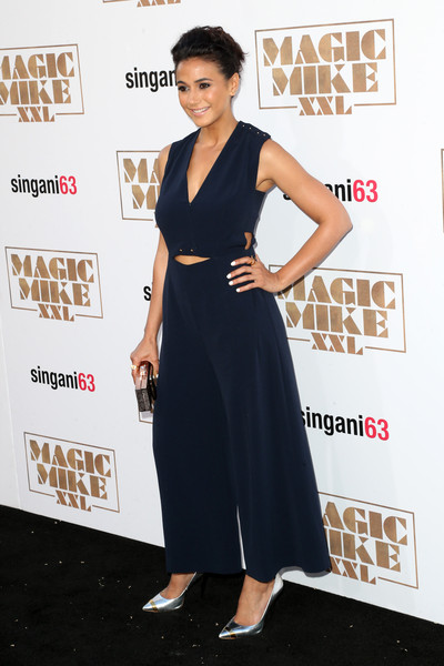 Emmanuelle Chriqui Pumps