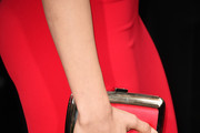 Emmy Rossum Box Clutch