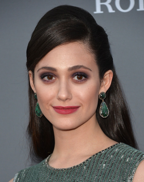 Emmy Rossum Smoky Eyes