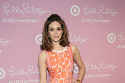 Emmy Rossum Tube Clutch