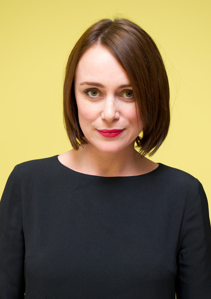 More Pics of Keeley Hawes Cocktail Dress (1 of 4) - Keeley Hawes Lookbook - StyleBistro