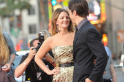 Drew Barrymore and Justin Long Photo