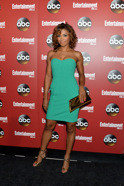 More Pics of Toks Olagundoye Strapless Dress (1 of 4) - Toks Olagundoye Lookbook - StyleBistro