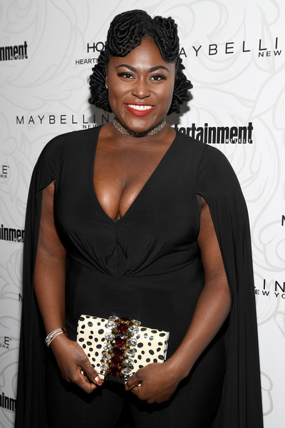 More Pics of Danielle Brooks Jumpsuit (1 of 3) - Suits Lookbook - StyleBistro