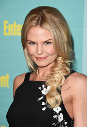 Jennifer Morrison looked darling wearing this loose fishtail braid at the Entertainment Weekly Comic-Con party.