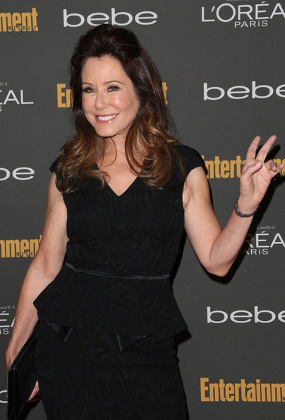 More Pics of Mary McDonnell Little Black Dress (1 of 5) - Little Black Dress Lookbook - StyleBistro