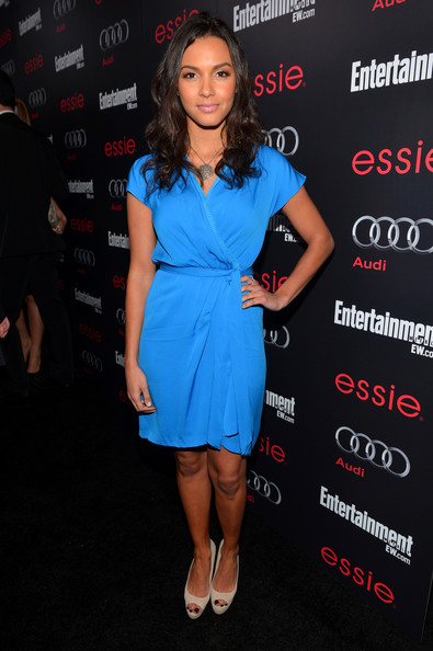 More Pics of Jessica Lucas Peep Toe Pumps (1 of 3) - Jessica Lucas Lookbook - StyleBistro