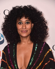 Tracee Ellis Ross channeled her mother, Diana Ross, with this voluminous curly 'do at the Make Equality Reality Gala.
