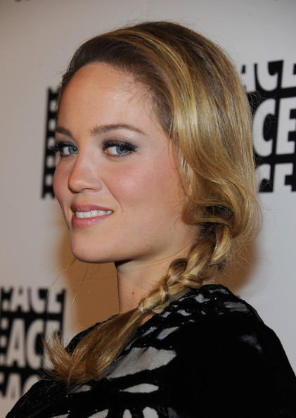 Erika Christensen Long Braided Hairstyle