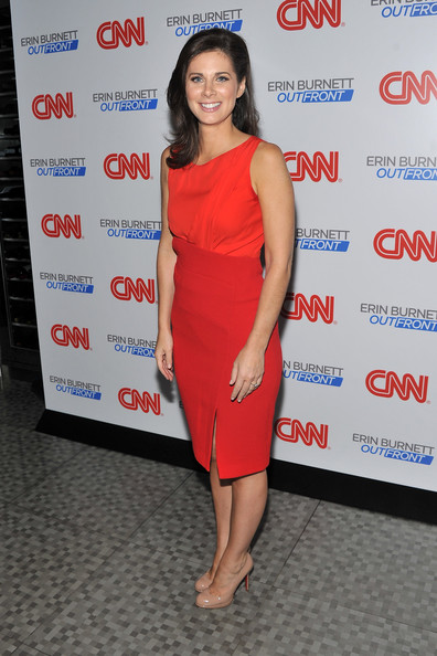 Erin Burnett Pumps