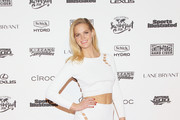 Erin Heatherton Crop Top