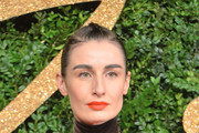 Erin O'Connor Braided Updo