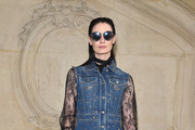 Erin O'Connor Denim Dress