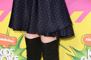 Erin Sanders Over the Knee Boots
