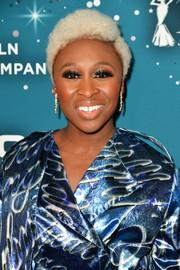 Cynthia Erivo went playful with this bleached curly hairstyle at the Essence Black Women in Hollywood Awards.