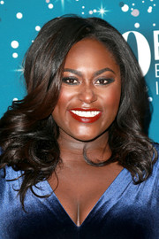 Danielle Brooks looked glam with her bouncy curls at the Essence Black Women in Hollywood Awards.