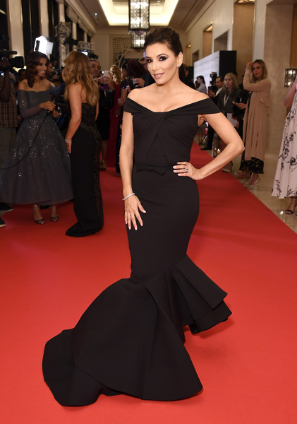 Eva Longoria Mermaid Gown