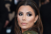 Eva Longoria Neutral Eyeshadow