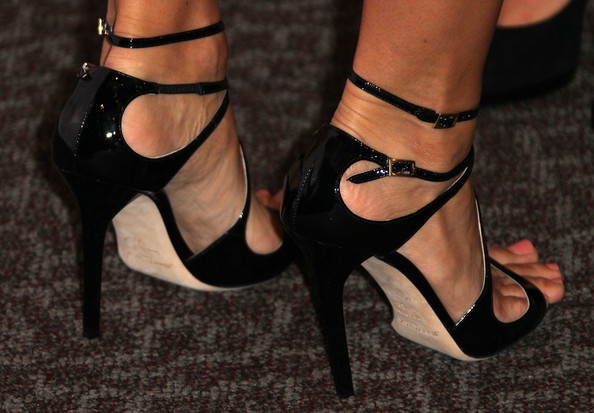 Eva Mendes Shoes