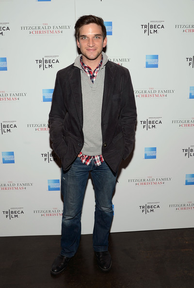 """Tribeca Film's Special New York Screening Of """"The Fitzgerald Family Christmas"""""""