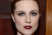 Evan Rachel Wood Red Lipstick