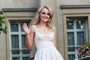 Evanna Lynch Cocktail Dress