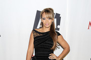 Evelyn Lozada Little Black Dress