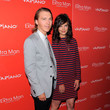 Katie Holmes and Paul Dano