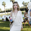 Kirsten Prout at Lacoste's Pool Party