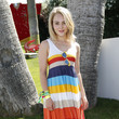 AnnaSophia Robb at Lacoste's Pool Party
